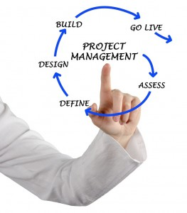 project management construction methodology