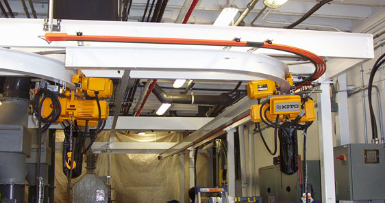 Method Statement For The Installation Of EOT And Monorails Crane Anchor & Runway Beams