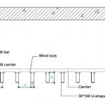 Method Statement For False Ceiling Works Gypsum Board, Beam Grid, Ceiling Tiles & Baffles