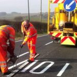 Requirements for Road Marking Paint For Pavements centreline, edge lines, cross walks etc.