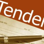 Tendering process in construction tenders