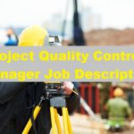 project quality engineer job description