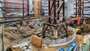 Design of Temporary Works on Construction Projects