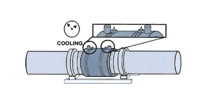 HDPE Pipe Welding Jointing for Drainage Installation